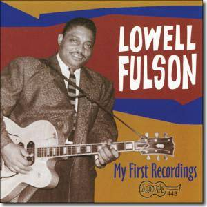 Cover - Lowell Fulson: Lowell Fulson