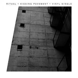Cover - Ritual: Kissing Pavement - Vinyl Single