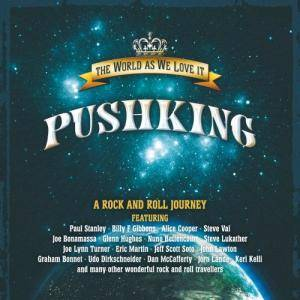 Pushking: World As We Love It, The - Cover