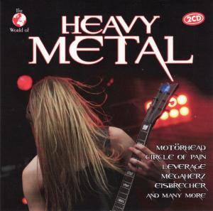 Cover - Smaxone: World Of Heavy Metal, The
