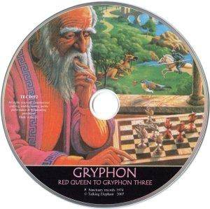 Gryphon: Red Queen To Gryphon Three (CD) - Bild 6