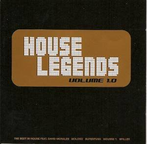 House Legends Vol 1.0 - Cover