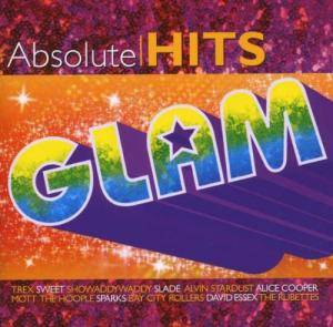 Absolute Hits Glam - Cover