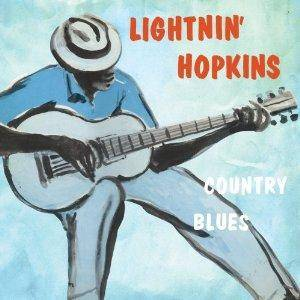 Cover - Lightnin' Hopkins: Country Blues