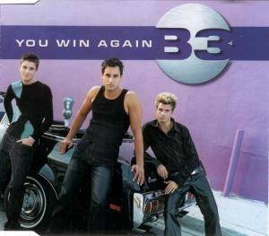 Cover - B3: You Win Again