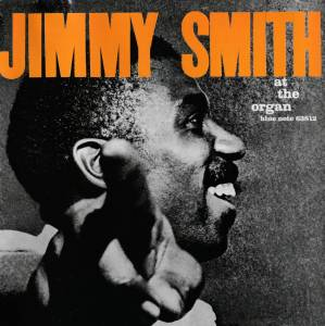 Cover - Jimmy Smith: At The Organ Vol.3