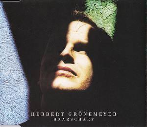 Herbert Grönemeyer: Haarscharf (Single-CD) - Bild 1