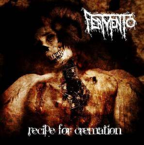 Fermento: Recipe For Cremation - Cover