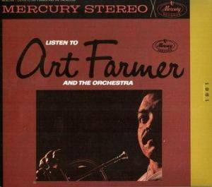 Cover - Art Farmer: Listen To Art Farmer And The Orchestra