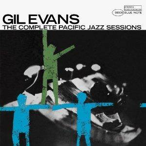 Cover - Gil Evans: Complete Pacific Jazz Sessions, The