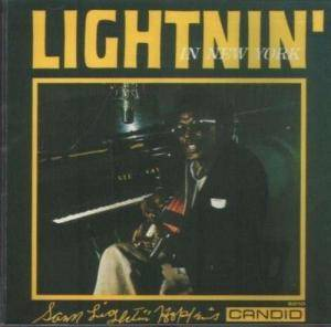 Cover - Lightnin' Hopkins: Lightnin' In New York