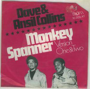 Cover - Dave & Ansel Collins: Monkey Spanner