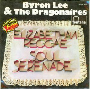 Cover - Byron Lee & The Dragonaires: Elizabethan Reggae