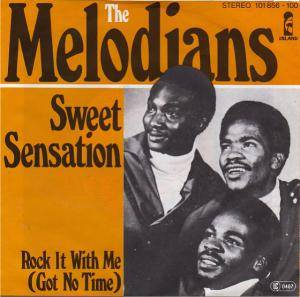 Cover - Melodians, The: Sweet Sensation