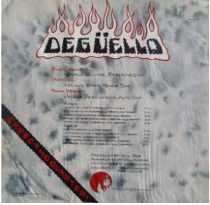 ZZ Top: Degüello (LP) - Bild 4