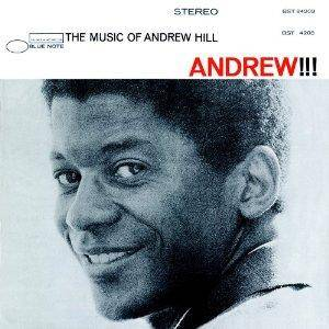 Cover - Andrew Hill: Andrew!!!