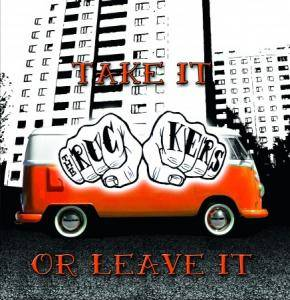 The Ruckers: Take it or leave it - Cover