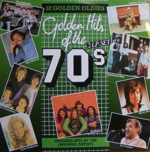 Cover - Steve Rowland & The Family Dogg: Golden Hits Of The 70s (32 Golden Oldies)