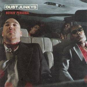 Cover - Dust Junkys: Nothin' Personal