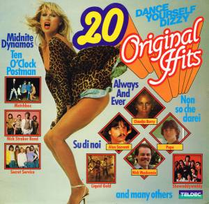 Cover - Matchbox: 20 Original Hits - Dance Yourself Dizzy