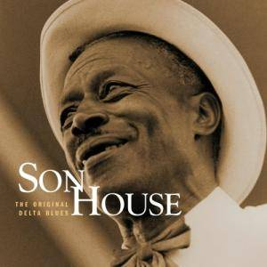 Son House: Original Delta Blues, The - Cover