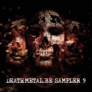 Face Your Underground 9 - Deathmetal.be Sampler - Cover