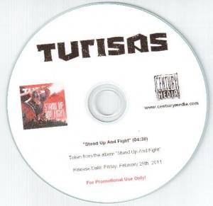 Cover - Turisas: Stand Up And Fight