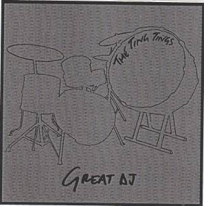 Cover - Ting Tings, The: Great DJ