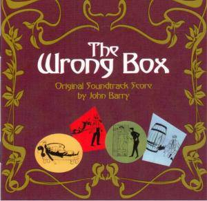 Cover - John Barry: Wrong Box, The