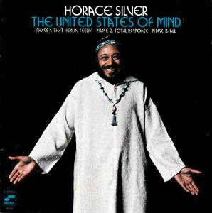 Cover - Horace Silver: United States Of Mind, The