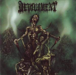 Devourment: Butcher The Weak - Cover