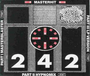 Front 242: Masterhit - Cover