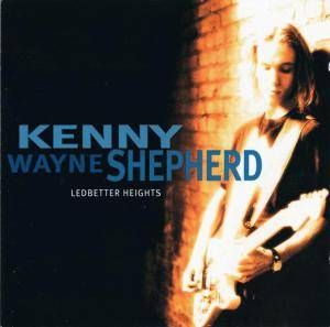 Cover - Kenny Wayne Shepherd: Ledbetter Heights