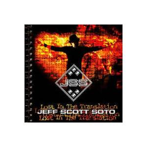 Jeff Scott Soto: Lost In The Translation - Cover