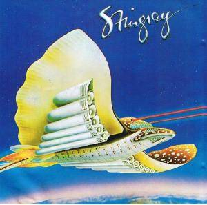 Stingray: Stingray - Cover