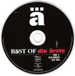 Die Ärzte: Bäst Of (2-CD) - Bild 3