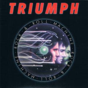 Triumph: Rock & Roll Machine - Cover