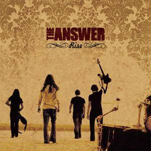 Cover - Answer, The: Rise