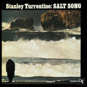 Stanley Turrentine: Salt Song - Cover