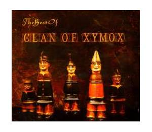 Clan Of Xymox: Best Of Clan Of Xymox, The - Cover
