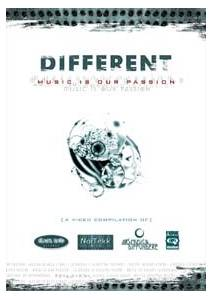 Cover - Tactical Sekt: Different - Music Is Our Passion
