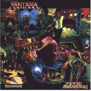 Santana: Beyond Appearances - Cover