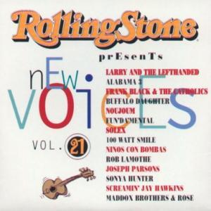 Rolling Stone: New Voices Vol. 21 - Cover