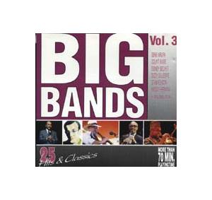 Big Bands Vol. 3 - Cover