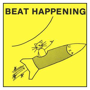 Beat Happening: Beat Happening - Cover