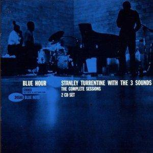 Cover - Stanley Turrentine: Blue Hour - The Complete Sessions