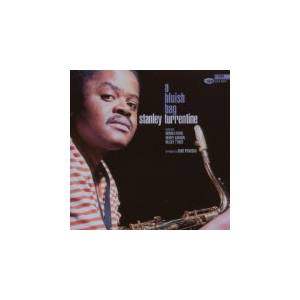 Stanley Turrentine: Bluish Bag, A - Cover