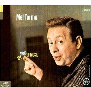 Cover - Mel Tormé: My Kind Of Music