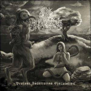 Anal Blasphemy: Profane Fornication Ejaculation - Cover