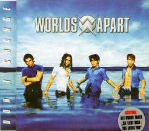 Cover - Worlds Apart: Don't Change